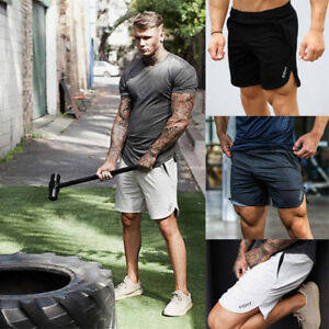 Image Is Loading Summer Fashion Men 039 S Training Short Pants