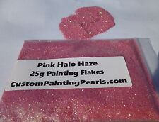 Pink Halo Haze Flake Lacquer Urethane Enamel Acrylic Clear Gloss Ppg