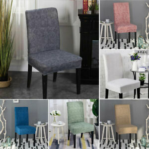 Pleasing Details About Us Stretch Dining Chair Covers Chair Protector Slipcover Wedding Decor Spandex Uwap Interior Chair Design Uwaporg