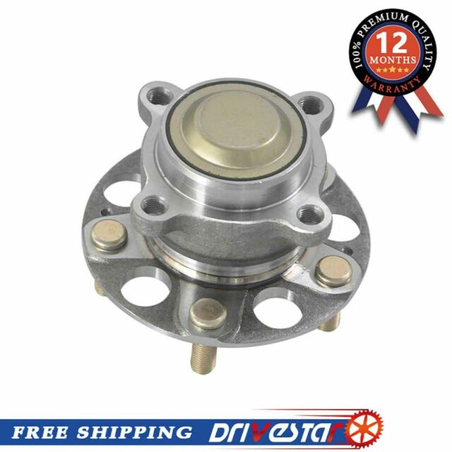 Brand New Rear Left Or Right Wheel Hub & Bearing For Acura