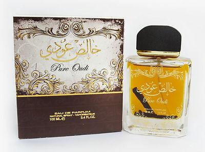 Khalis Oudi,Pure Oudi, 100 ml Eau De Parfum By Lattafa Perfumes best seller.