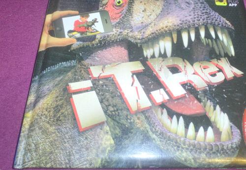 1 von 1 - i.T. Rex Buch plus App intressantes Kinderbuch-Dinosaurier- NEU _kosmos