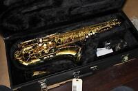 Selmer Ts600l Aristocrat Tenor Saxophone Great Student Tenor Quinntheeskimo on sale