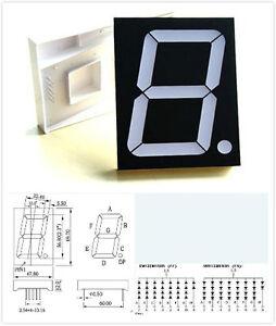 Lot-of-10-pcs-7-Segment-Red-LED-Display-2-3-039-039