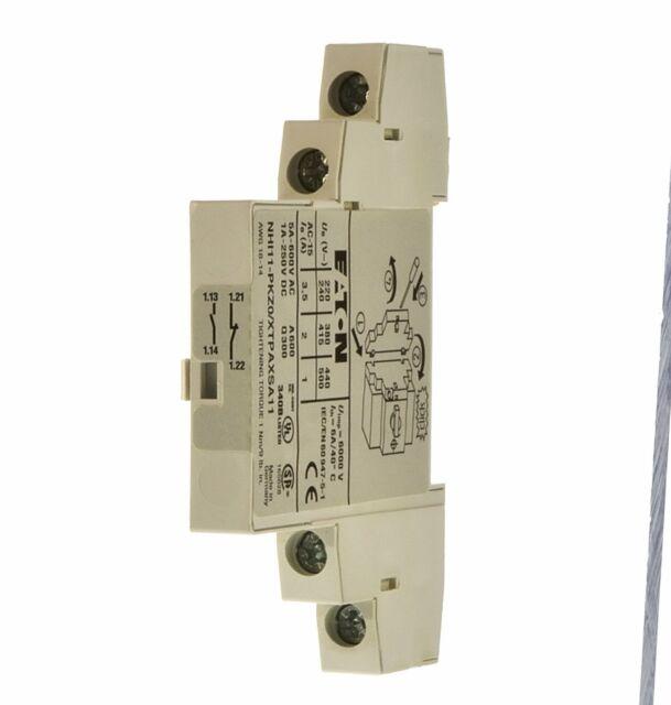 Eaton Normalhilfsschalter NHI11-PKZ0 Hilfsschalterblock