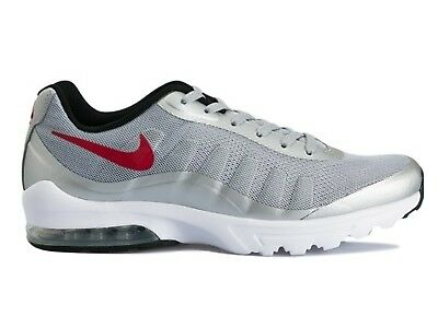 Nike Air Max Invigor White Grey Red 749680 004
