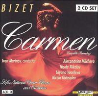 Bizet: Carmen  IVAN MARINOV (CD 2 Disc)