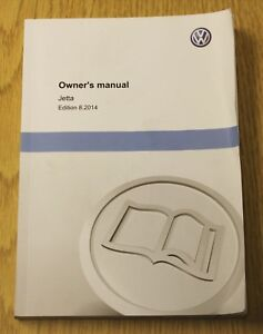 vw jetta owners manual 2018