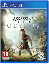 Assassins Creed Odyssey (PS4) Brand New & Sealed Free Delivery UK PAL