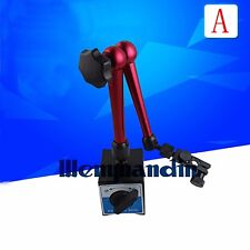 Magnetic Base Stand For Digital Dial Test Indicator Flexible Magnetic Holder A