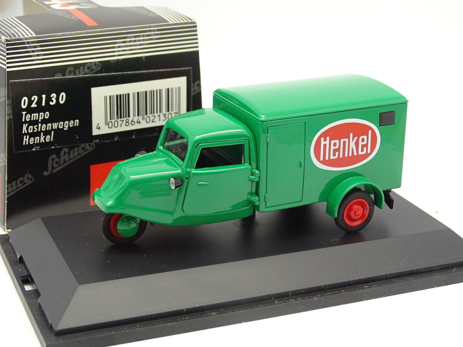 Schuco 1 43 - Tempo Kastenwagen Henkel