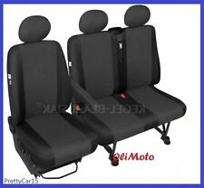 Tailored Seat Covers Single & Double 2+1 For Fiat Ducato up to 2014