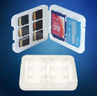 Storage Carrying Case Holder Organizer Bag Case Box For XD SD MS Memory Card Lot