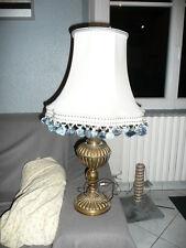 lampe à pétrole transformée en lampe de chevet ou de table 70 cm
