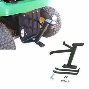 Lawn Mower Hitch Garden Tractor