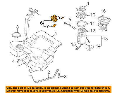 Volkswagen Genuine OEM 3C8201550E CAP
