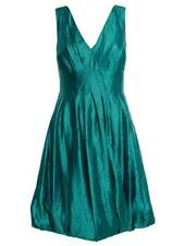 BNWT Monsoon Teal Cocktail Dress - Size 18 - Wedding Party Christening Races
