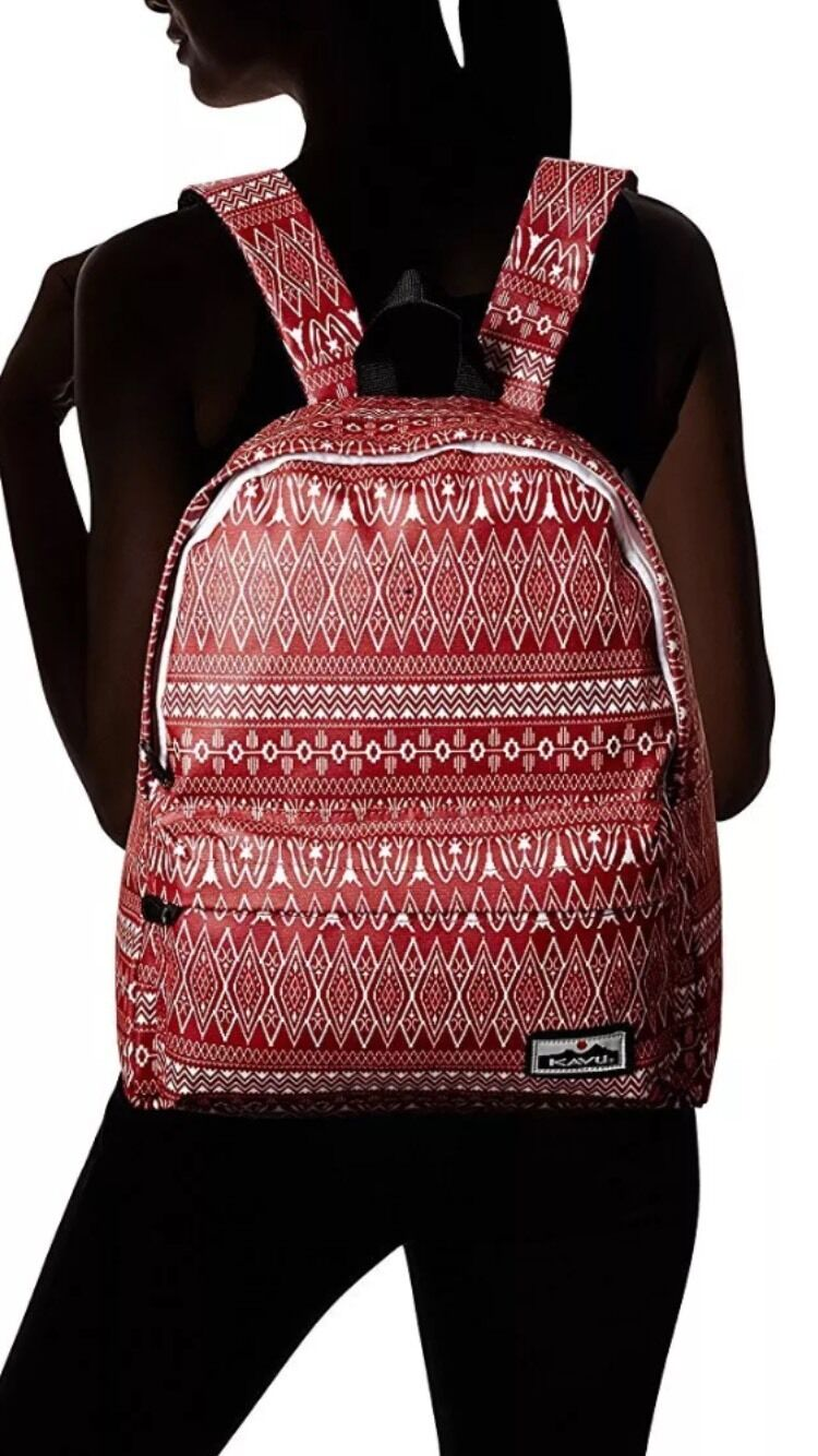 KAVU  NWT Buddy Bag, Sangria, One Size  60