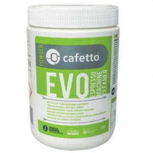 CAFETTO EVO Organic Espresso Coffee Machine Cleaner powder backflushing 1kg