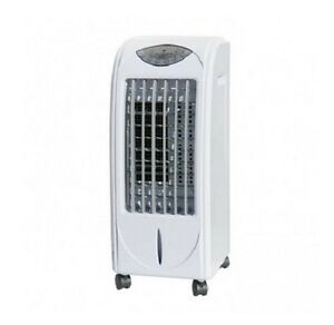 Evaporative Air Cooler Portable Air Conditioner Small AC Unit Uses Water Or  Ice