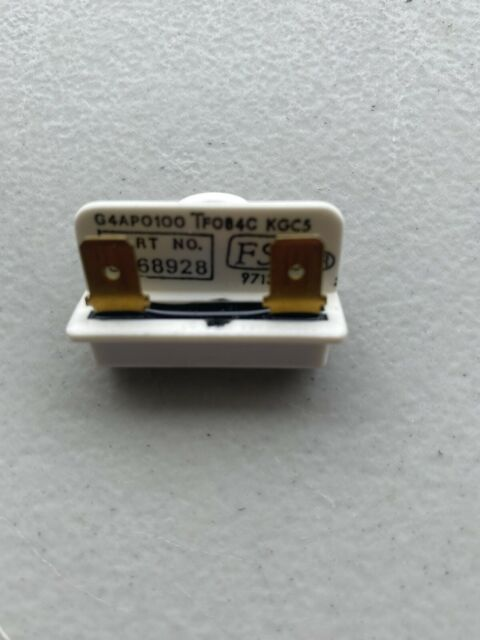 3368928 Wp3368928 Whirlpool Dishwasher Thermal Fuse  Genuine Factory Parts
