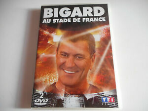 2-DVD-BIGARD-AU-STADE-DE-FRANCE-ZONE-2
