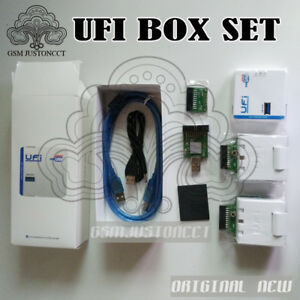 Details about UFi Box powerful EMMC Service Tool Read EMMC user data,  repair, resize, format