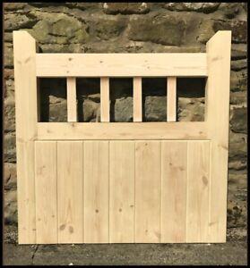 garden-gate-handmade-wooden-cottage-flat-top-pedestrian-gate-mortised-spindle