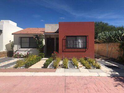 Casa en venta una planta en fraccionamiento Villas Campestre Tequisquiapan