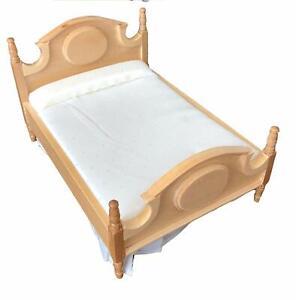 Inusitus-Miniature-Dollhouse-Lit-Maison-de-poupees-meubles-lit-double-echelle-1-12
