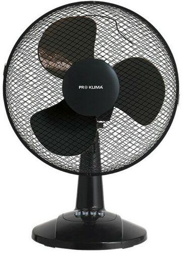 30cm tavolo Ventilatore macchina del Vento Nero Ventilatore Dispositivo di Raffreddamento 40w Pro clima