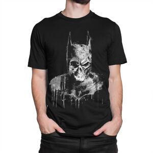 Batman-Graphic-Art-T-Shirt-DC-Comics-Tee-All-Sizes
