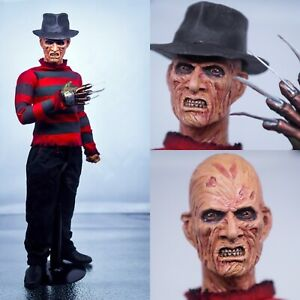 1-6-scale-custom-leatherface-amp-freddy-kreuger