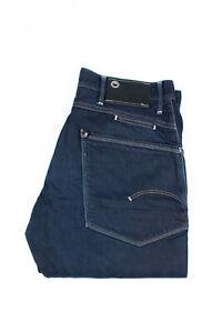 29916 G-Star Brut Men Jack Pant Bleu Hommes Jean En Taille 33/32