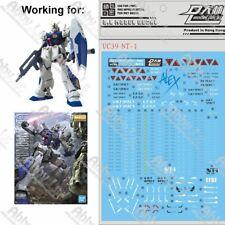XY water decal for MG RX-78 Gundam NT-1 Alex Ver.2.0 Gundam 0080 water decal
