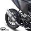 thumbnail 1 - KTM ADVENTURE 390 Exhaust 2020 2021 Muffler Titanium GRmoto