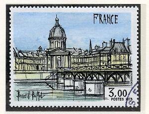 TIMBRE-FRANCE-OBLITERE-N-1994-BERNARD-BUFFET-TABLEAU-Photo-non-contractuelle