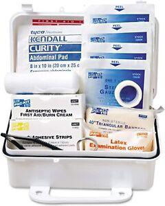 Weatherproof Plastic Basix #10 First Aid Kit - 1 Each (PKT6060)
