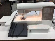 Husqvarna Viking Designer Topaz 20 Sewing and Embroidery Machine