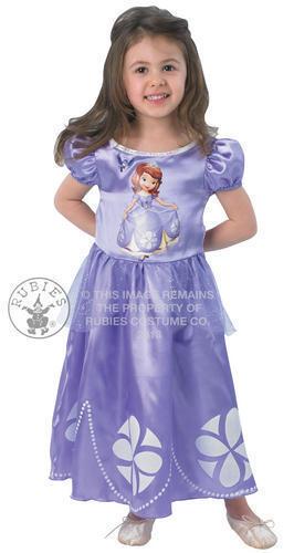 Rubies Sofia The First Disney Princess Fancy Dress Costume Childrens T
