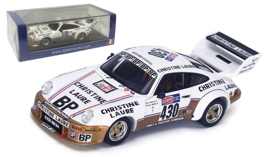 Spark SF099 porsche 911 rsr #430 tour auto 1976-g frequelin échelle 1/43 | Les Produits De Base Sont