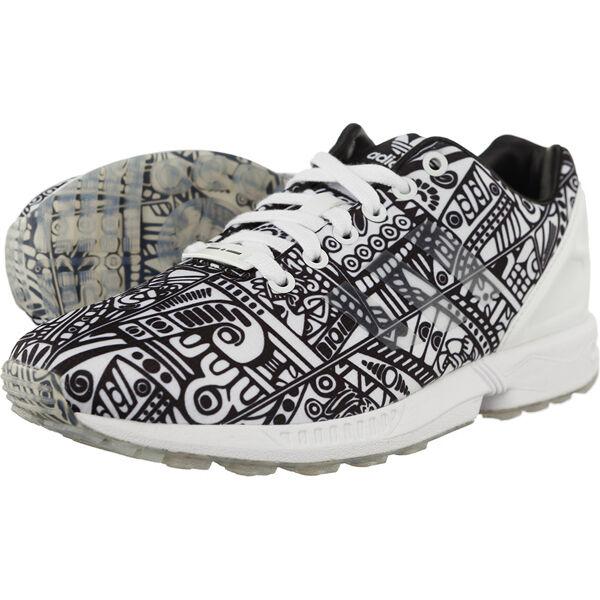 Adidas ZX Flux Sneaker NEU Turnschuhe Trainers Schuhe weiß-schwarz NEU Sneaker 5d5f27