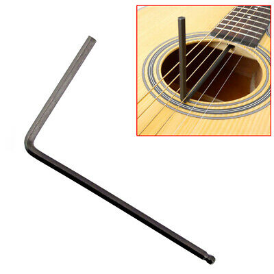 5mm Ball Ende Gitarre Truss Rod Tool Inbusschlüssel für Martin AkustikgitarRSPF