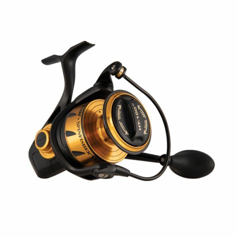 Penn Spinfisher vi 7500 SPIN MULINELLO BOBINA FISSA