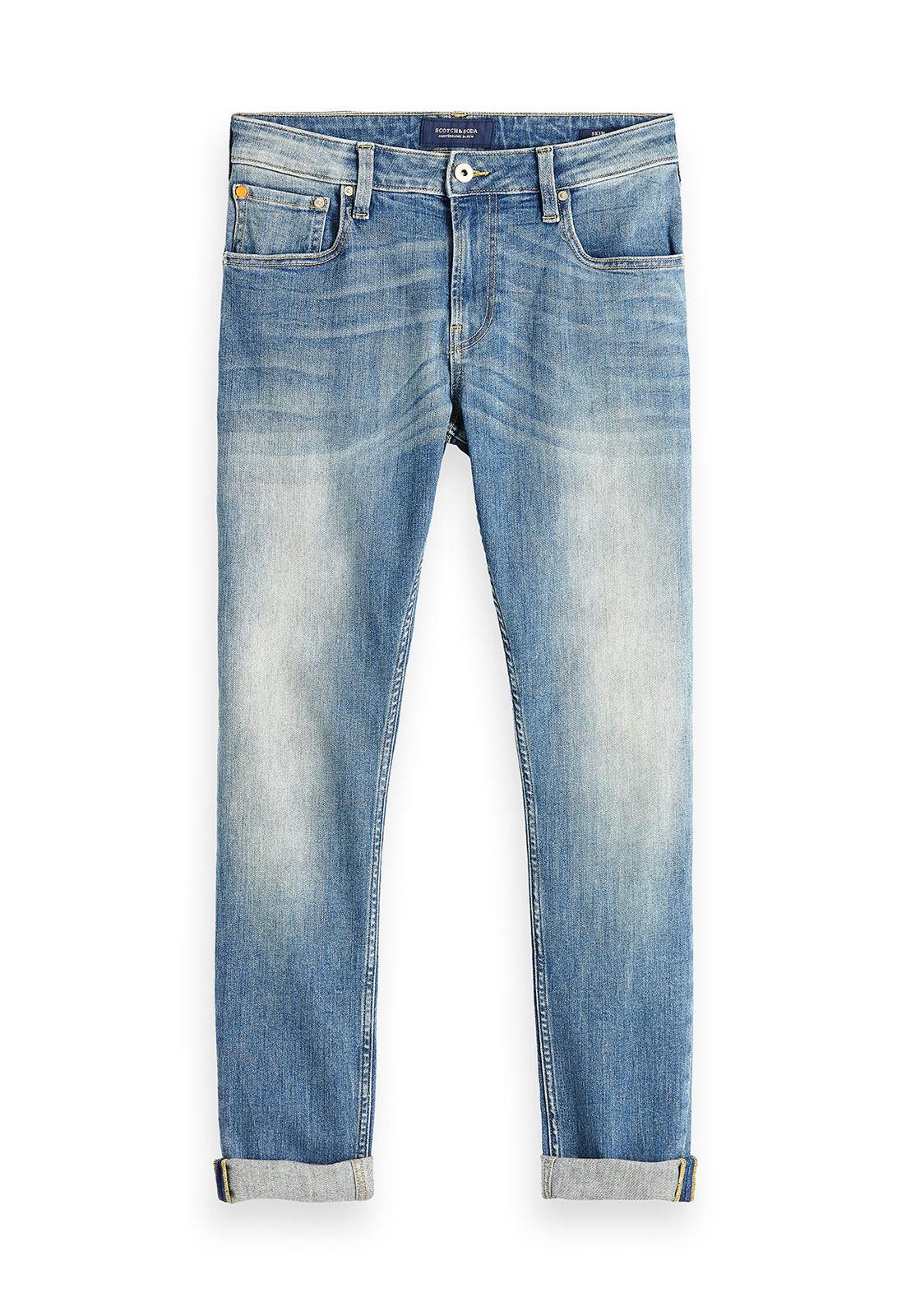Scotch & Soda Jeans Men Skim 148650 Greener than 2648