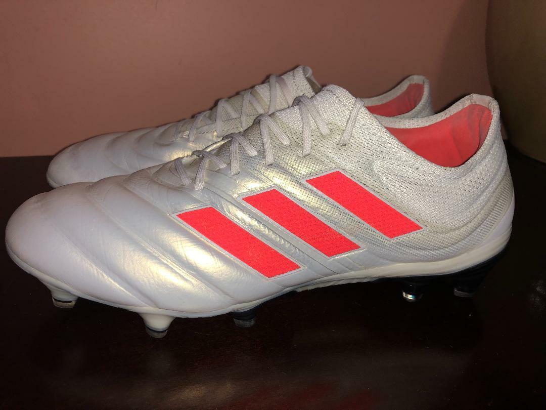 Adidas Copa 19.1 FG  SOCCER CLEATS FOOTBALL stivali 8 US , 7.5 UK
