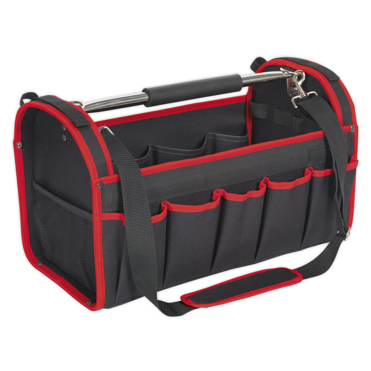 Open Tool Storage Bag 500mm   SEALEY AP505 by Sealey   New