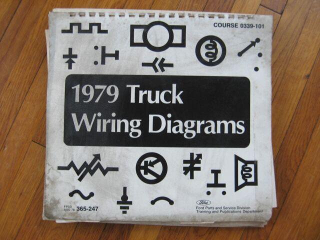 1979 Ford Econoline Van Wiring Diagrams