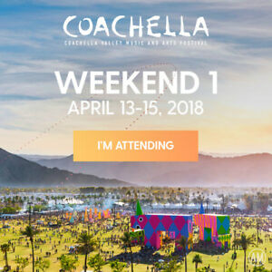 Details about Coachella weekend 1, Apr 13-15 car camping pass+2 shuttle  passes