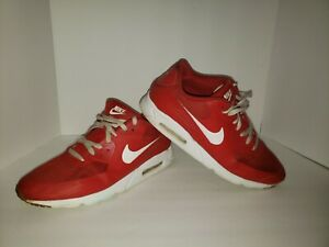 Details about Nike Air Max 90 Ultra Essential Shoes - Men's Size 12 - Red  and White